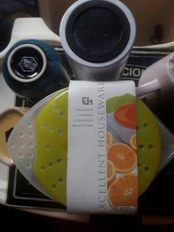 новый Пресс, соковыжималка для цитрусовых EH (excellent houseware)