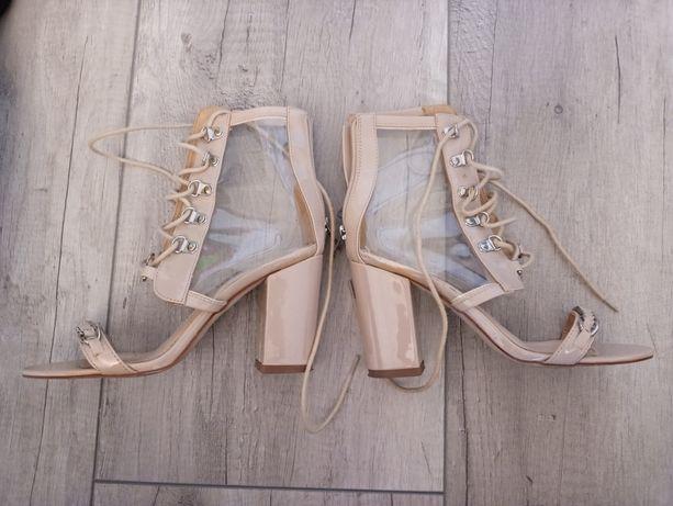 Wyprzedaż !! Buty sandalki r 38