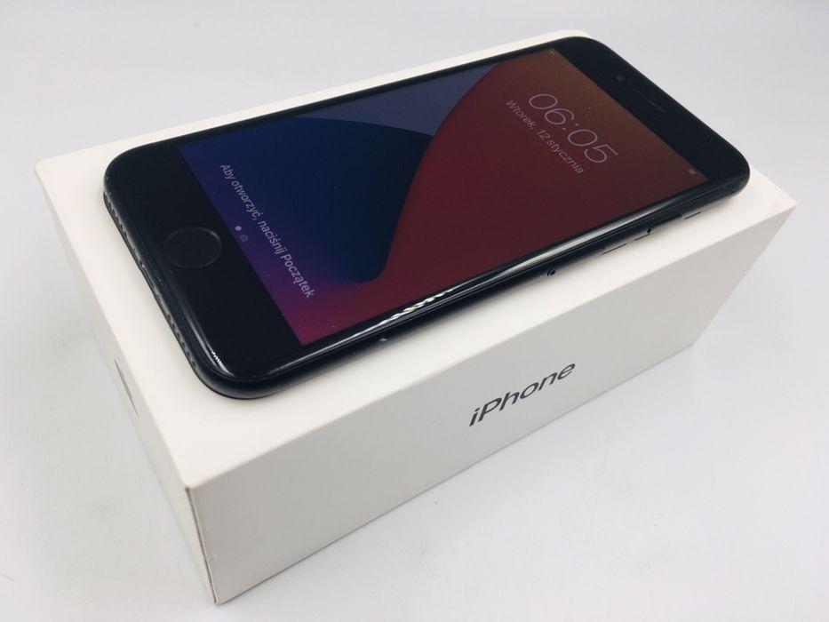 iPhone 7 128GB MATTE BLACK • NOWA bateria • GWAR 1 MSC • AppleCentrum Wrocław - image 1