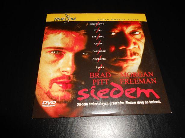 Siedem - Film DVD