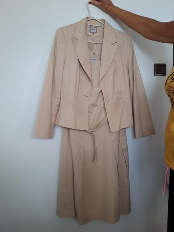 Komplet sukienka marynarka monnari rozmiar 44