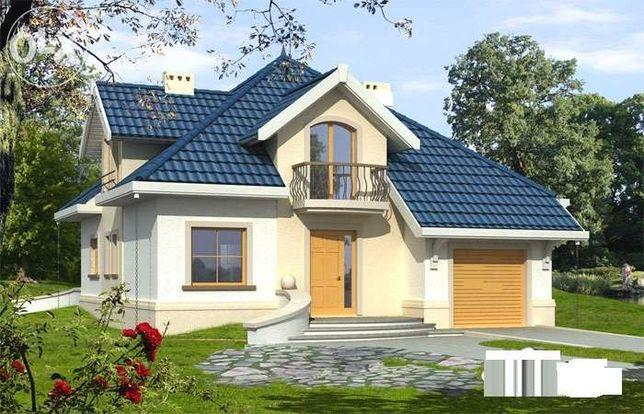 Projekt domu jednorodzinnego Manuela