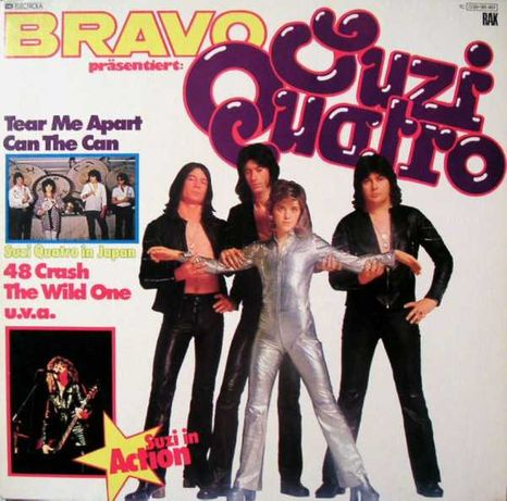 Płyta winylowa Suzi Quatro