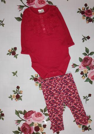 Продам комплект на девочку 3-6 месяцев в хорошем состоянии