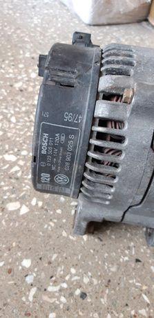 Alternator VW 1.9 tdi , oznaczenie silnika 1Z . Sprawny BOSCH