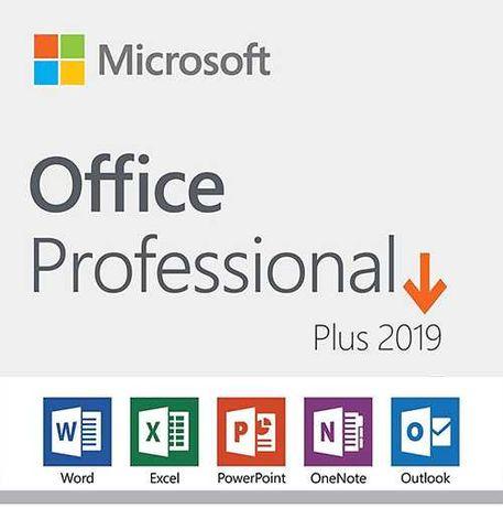 Klucz Office 2019 Professional Plus