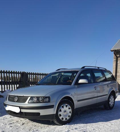VW Passat B5 1,9TDI