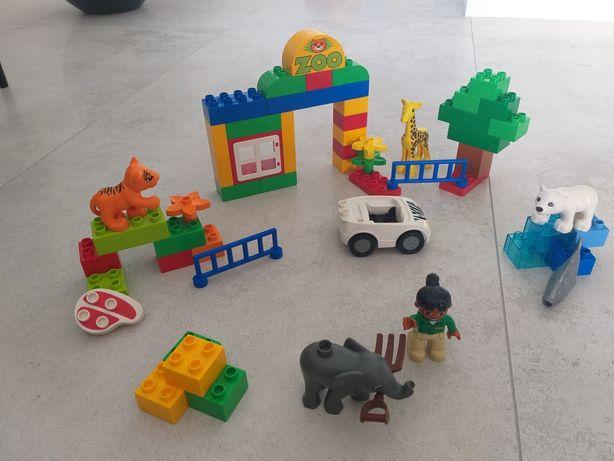 Lego duplo ZOO nr. 6136