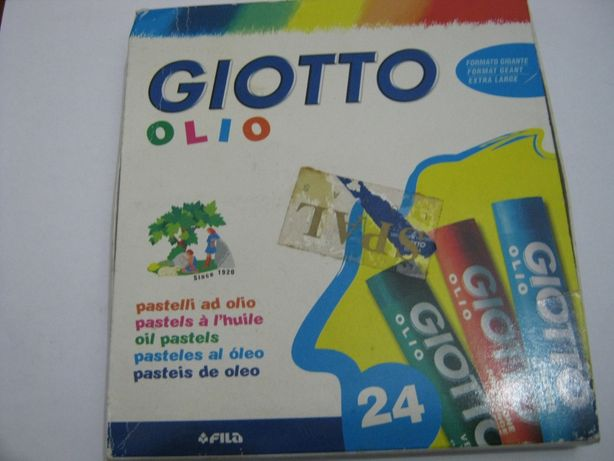Caixa de lápis Giotto