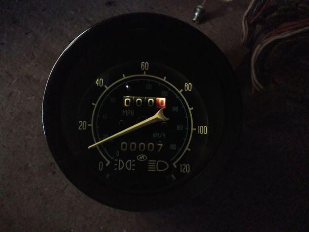 Спидомерт експортний ваз милі 2106 експорт панель 2121 2103 щиток