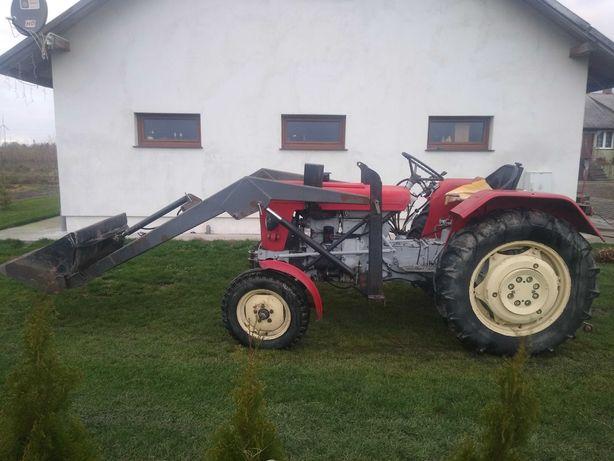 C 330 z turem rolniczy,sadowniczy