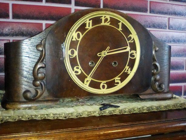 Zegar kominkowy stary ale w pełni sprawny