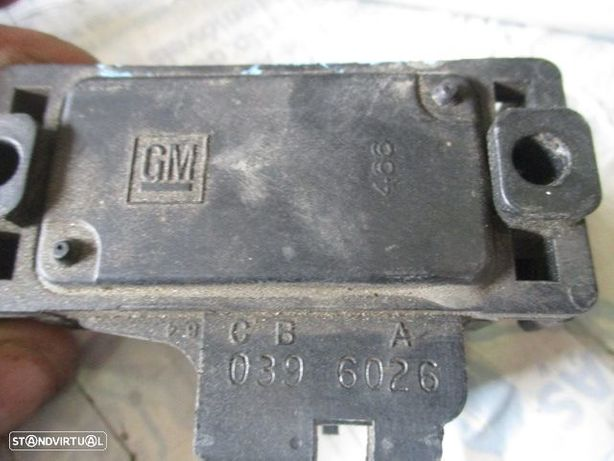 Modulo 0396026 OPEL / CORSA B / 1996 / 1.2 i / sensor de pressao de ar map /