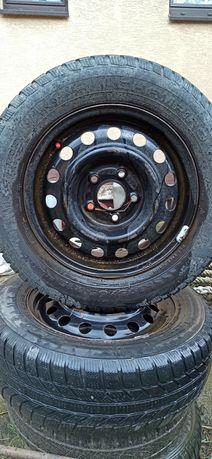 Koła kia, Hyundai 195/65 R 15 opony zimowe