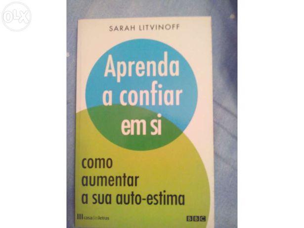 Aprenda a confiar em si  de Sarah Litvinoff