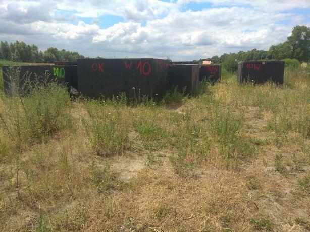 Pojemnik zbiornik na gnojowicę gnojówkę 30 kubików