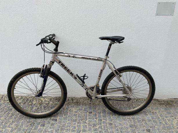 Vendo/Troco Bicicleta Mulitrack (BTT) toda aluminio.