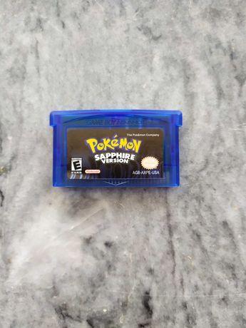 Jogo Pokémon Sapphire
