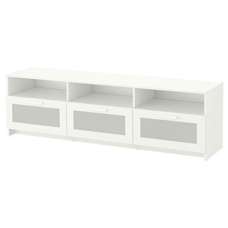 Новая тумба под телевизор IKEA BRIMNES БРІМНЕС