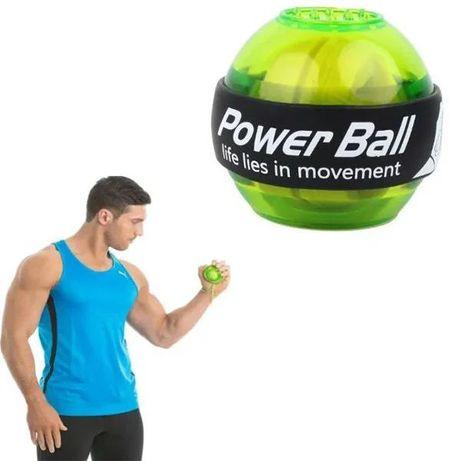 Гироскопический тренажер для кистей рук Power Ball кистевой эспандер