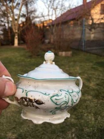 Zestaw porcelanowy