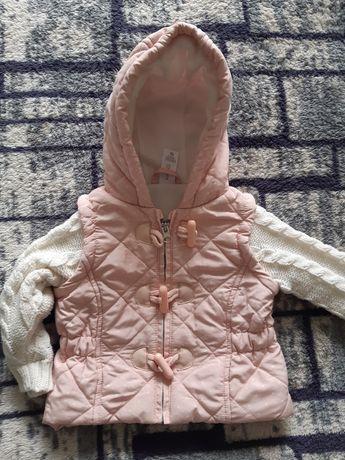 Куртка для дівчинки весняна. Фірми Baby Club