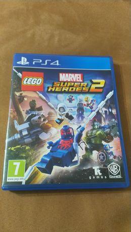 LEGO Super Heroes 2 PL PS4