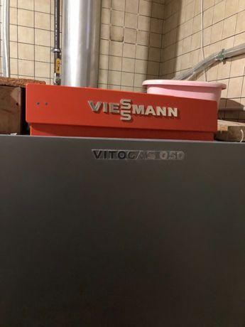 котел отопительный газовый чугунный Viessmann VITOGAS 050 72 kW