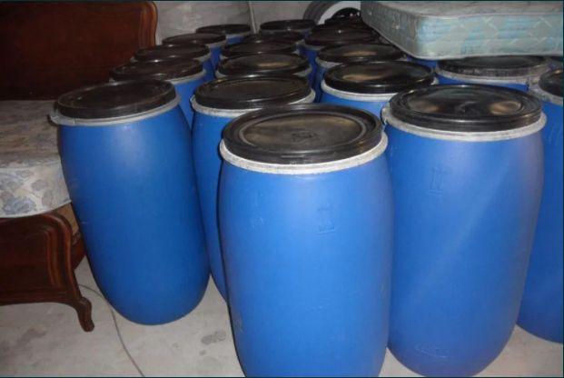 Barricas de 30, 60 e 120 litros