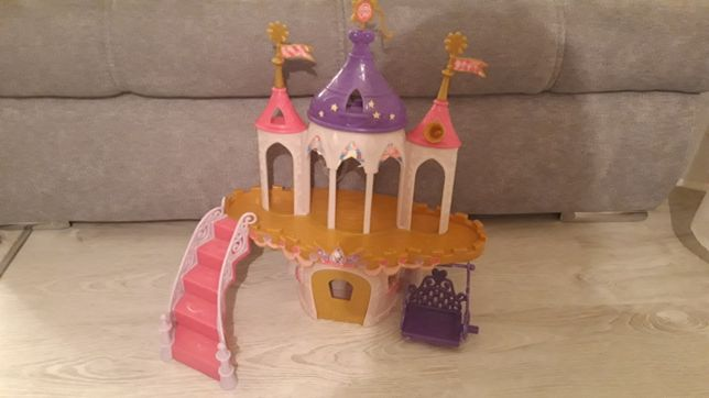 Zamek weselny My Little Pony jak nowy okazja