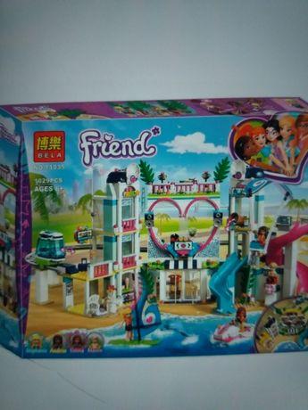Констуктор бела френдс Bela Friends Тип лего lego Friends
