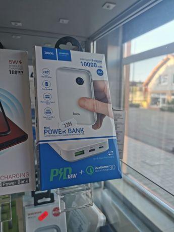 Powerbank fast charge szybkie ładowanie 10000mah
