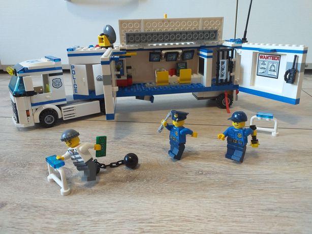 lego city полиция 60044 выездной отряд