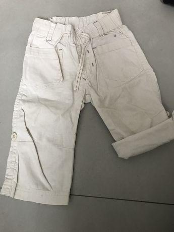 Spodnie na lato krotkie dlugie kaph all