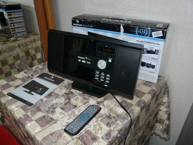 Стерео Германия Аудио DVD USB FM проигрыватель Stereoanlage