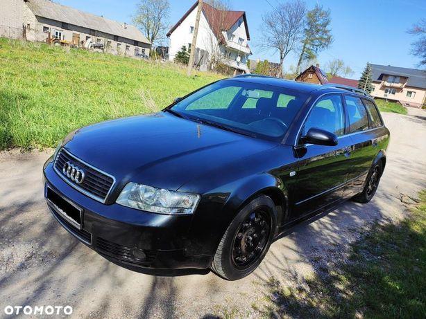 Audi A4 1.8T z Niemiec #Opłacona