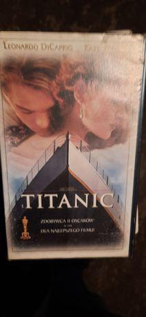 Titanic VHS kolekcja!