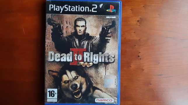 Dead to rights II playstation 2