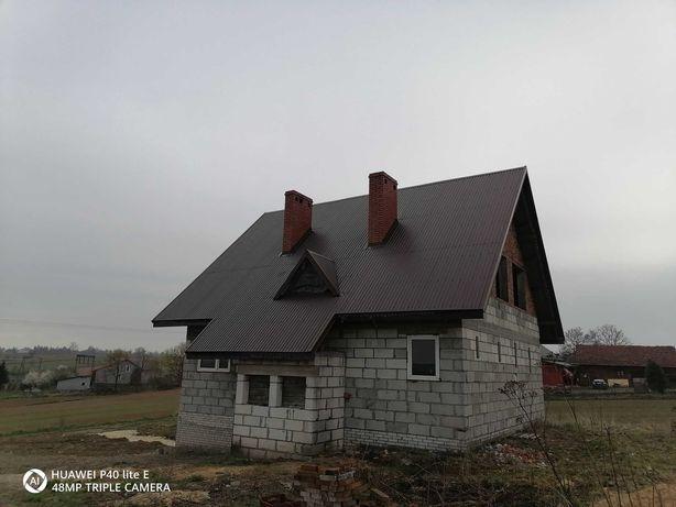 Sprzedam dom w cichej i spokojnej okolicy Charsznica / Miechów
