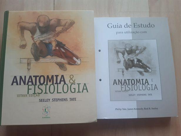 Seeley Anatomia & Fisiologia + Guia de Estudo