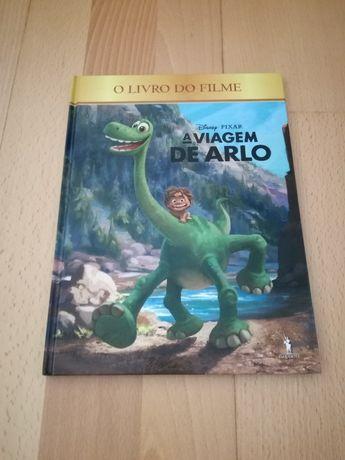 A viagem de Arlo - O livro do filme