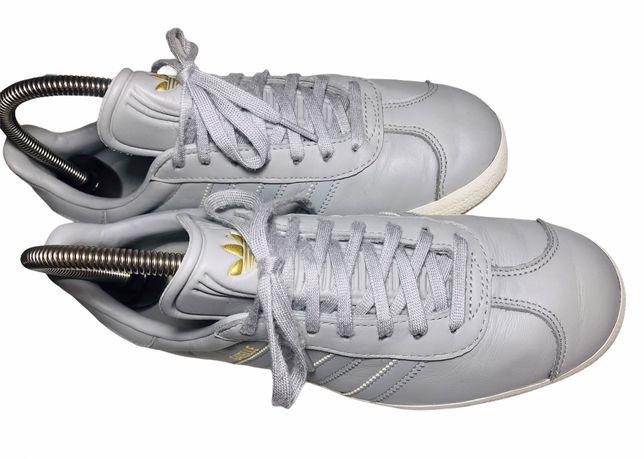 Кожаные кеды кроссовки Adidas Gazelle