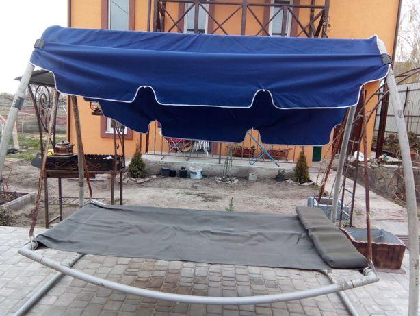 Качеля-гамак для отдыха
