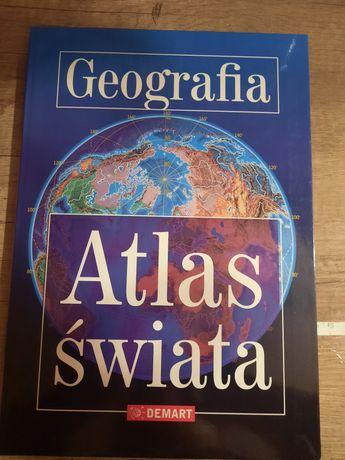 Geografia- Atlas świata
