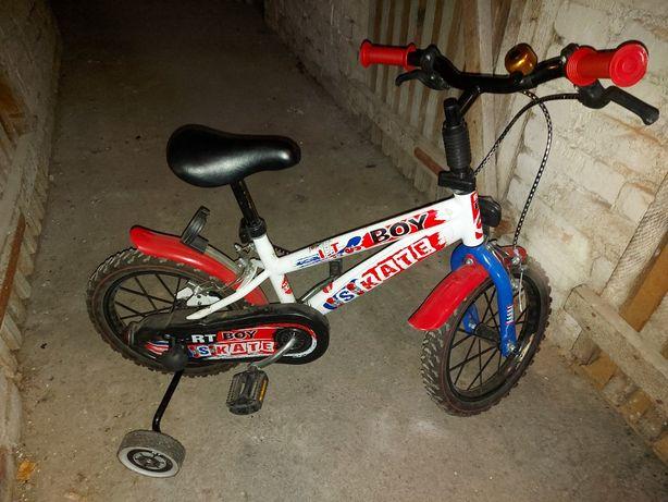 """Rowerek dziecięcy 14"""""""