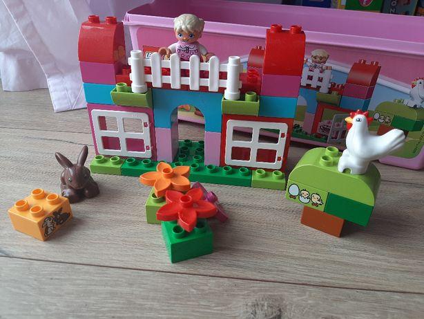 LEGO DUPLO 10571 Zestaw uniwersalny 65 KLOCKÓW + PUDEŁKO