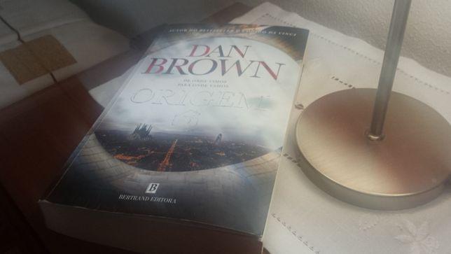 Livro - Origem de Dan Brown