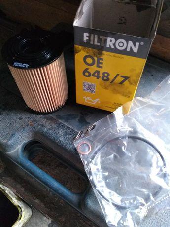 Filtr oleju OE 648/7