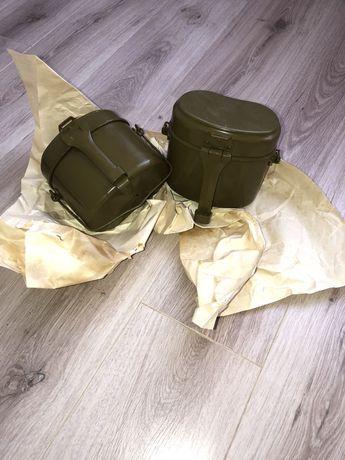 Обзор Котелок армейский СССР