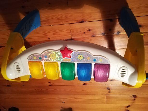 Zabawka edukacyjna Fisher Price pianino grające